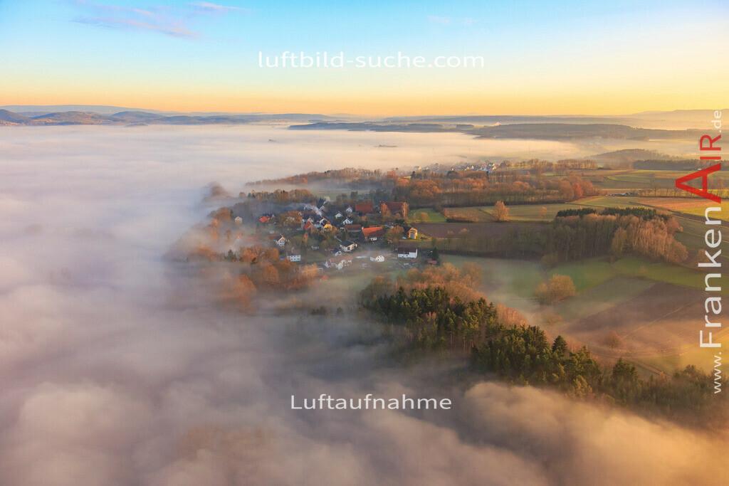 frankenberg-kulmbach-18-39 | aktuelles Luftbild von Frankenberg Kulmbach - Luftaufnahme wurde 2018 von https://frankenair.de mittels Flugzeug (keine Drohne) erstellt.