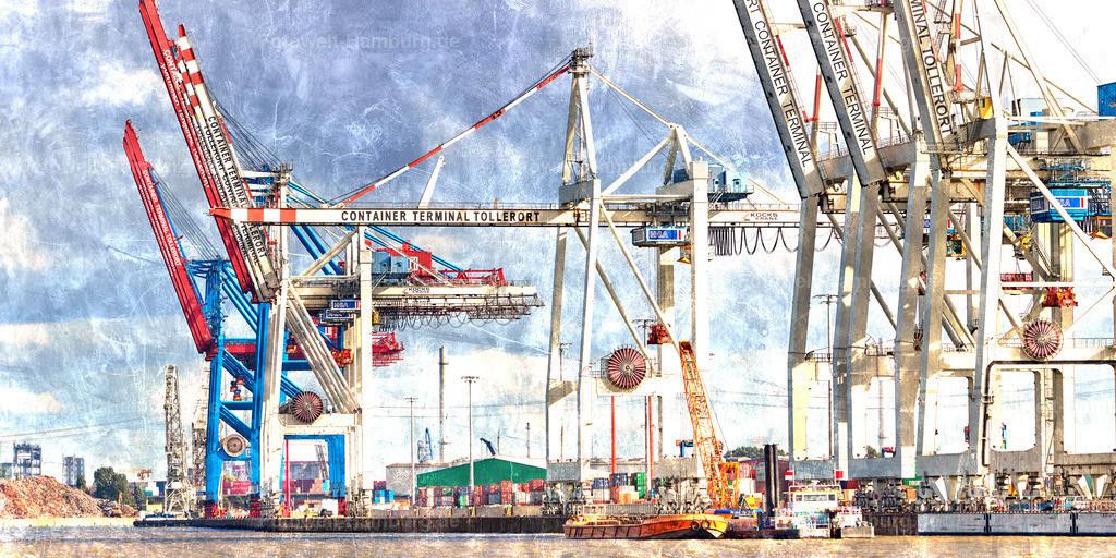 11790086 - Containerterminal Tollerort
