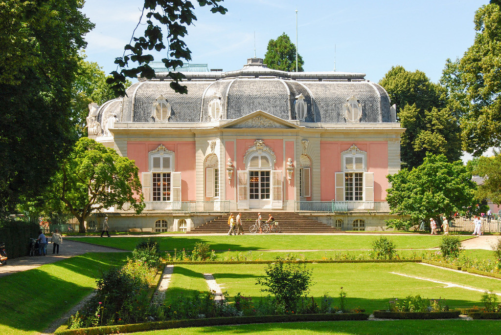 2007-07-08_130809_001 (5) | Schloss Benrath im Sommer