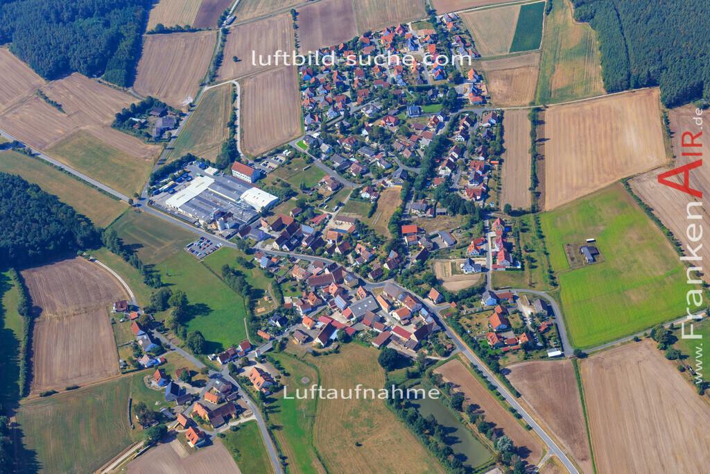 frimmersdorf--2016-2885 | Luftbild von Frimmersdorf Vestenbergsgreuth - Luftaufnahme wurde 2016 von https://frankenair.de mittels Flugzeug (keine Drohne) erstellt - die Geschenkidee
