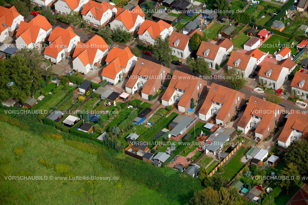 ES10098648 | Bergbausiedlung Boshamerweg, Essen-Karnap,  Essen, Ruhrgebiet, Nordrhein-Westfalen, Germany, Europa