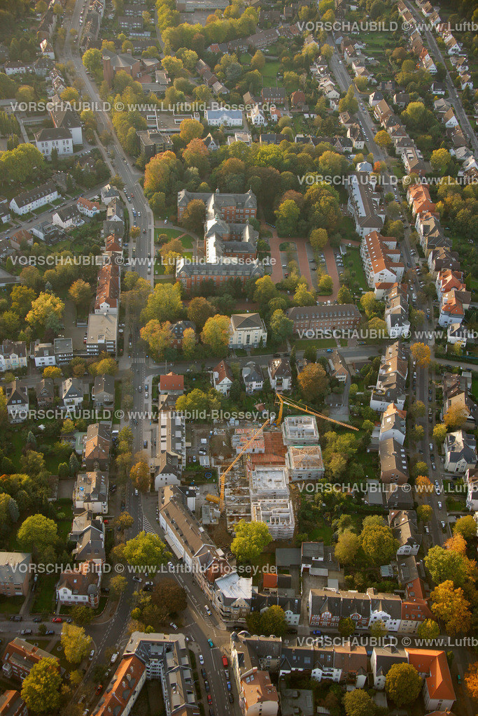 RE11101623 | Wsterholter Weg mit AOK,  Recklinghausen, Ruhrgebiet, Nordrhein-Westfalen, Deutschland, Europa