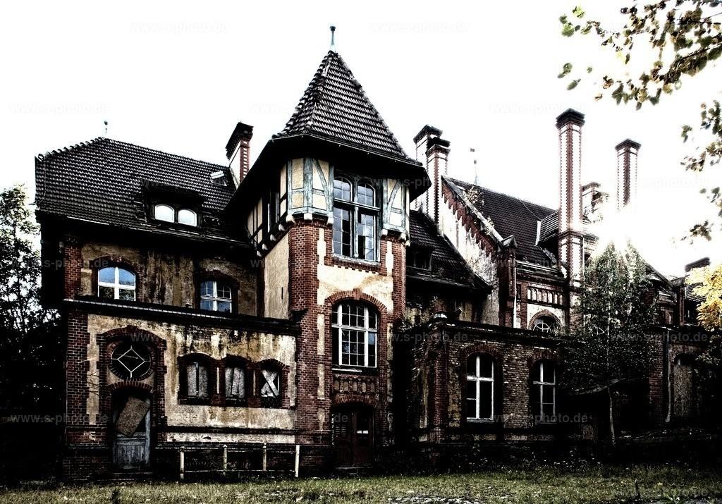 Frauenhaus Küche - Beelitz Heilstätten