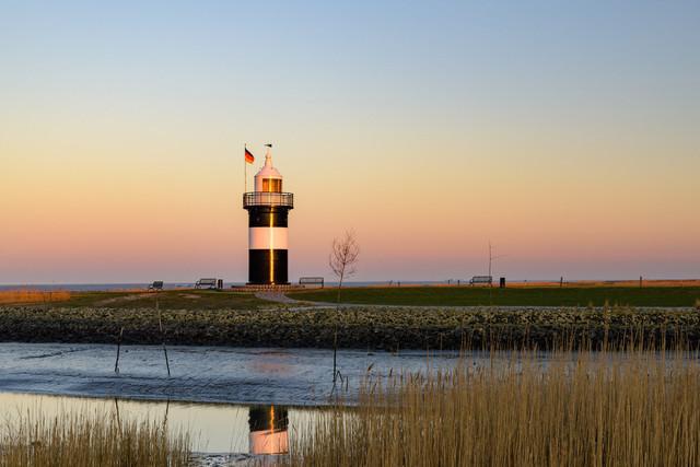 Leuchtturm Kleiner Preusse | max. Größe bei 200dpi = 90x60cm