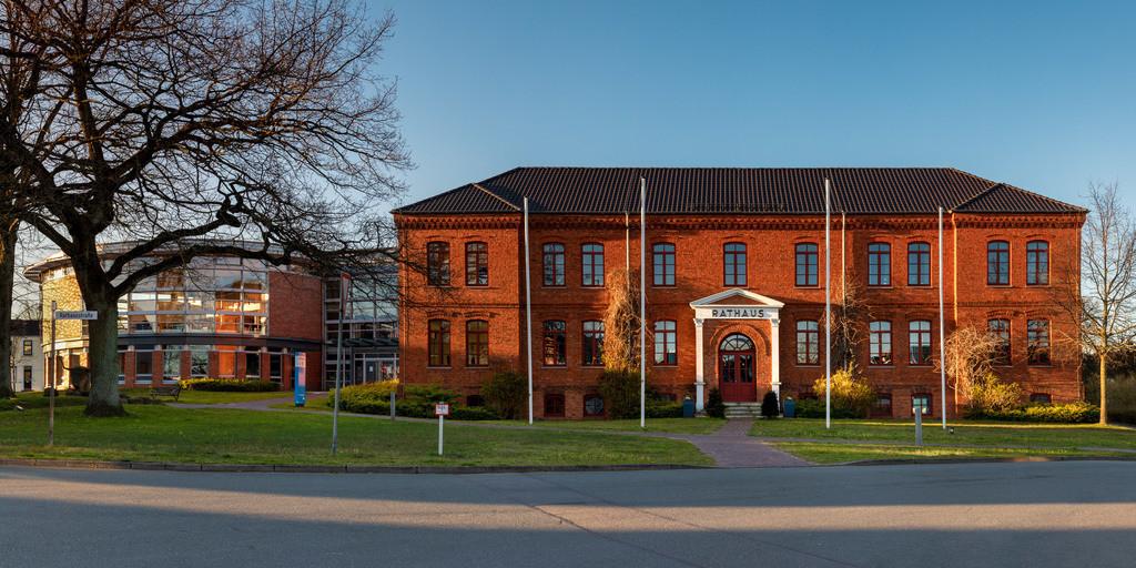 Rathaus Osterholz-Scharmbeck | Das Rathaus in Osterholz-Scharmbeck