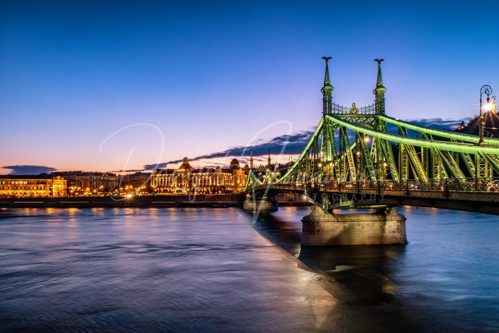 Brücke nach Buda | Budapest