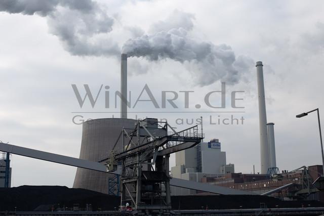 coal-fired power plant Karlsruhe, Germany | coal-fired power plant Karlsruhe, Germany