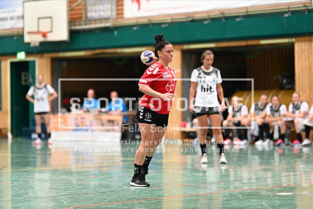 FZ6_0589 | ; Handball I Testspiel I Buxtehuder SV - TSV Bayer 04 Leverkusen am 01.08.2020 in Buxtehude  (Halle Nord), Deutschland