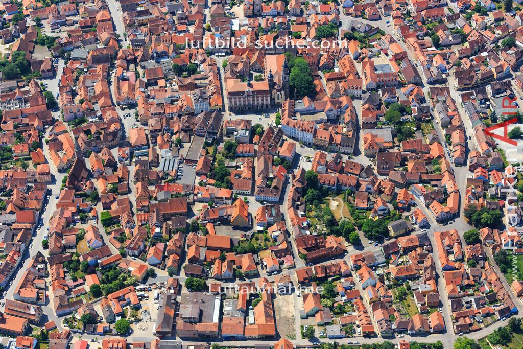 bad-windsheim-2015-1601   Luftbild von  Bad-windsheim - Luftaufnahme wurde 2015 von https://frankenair.de mittels Flugzeug (keine Drohne) erstellt - die Geschenkidee