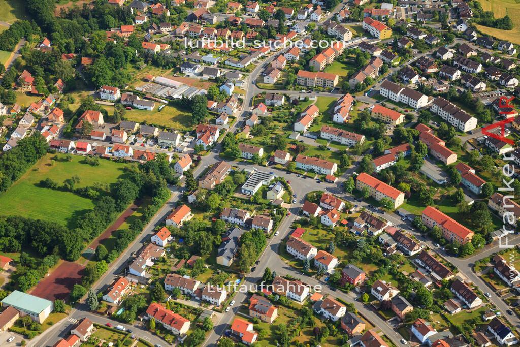 mangersreuth-kulmbach-2014-3083 | Luftbild von Mangersreuth Kulmbach - Luftaufnahme wurde 2014 von https://frankenair.de mittels Flugzeug (keine Drohne) erstellt - die Geschenkidee