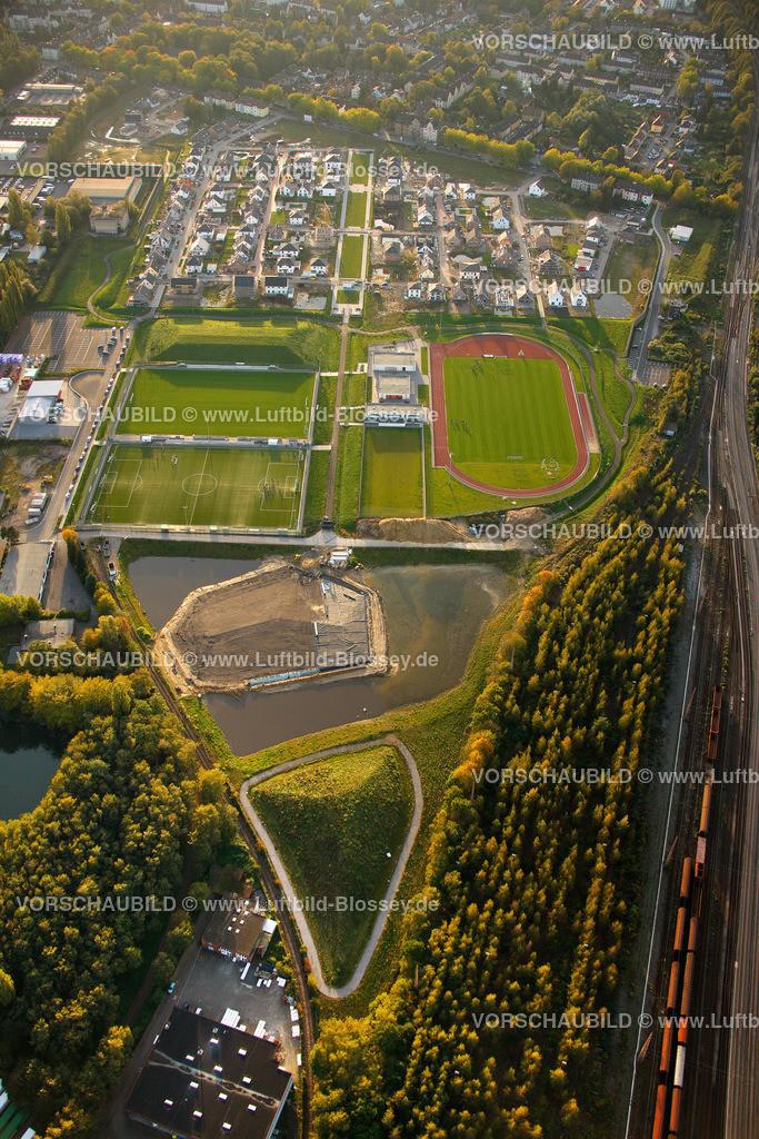 RE11101688 | Wohngebiet, Baugebiet Maybacher Heide,  Recklinghausen, Ruhrgebiet, Nordrhein-Westfalen, Deutschland, Europa