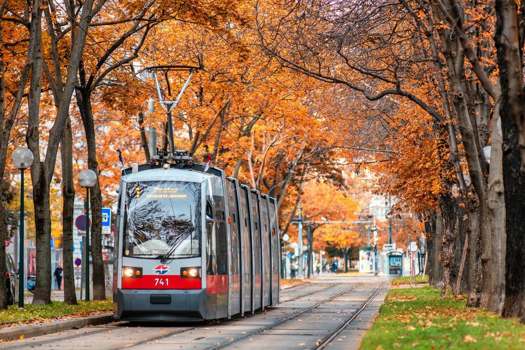 Wien | Herbst in Wien