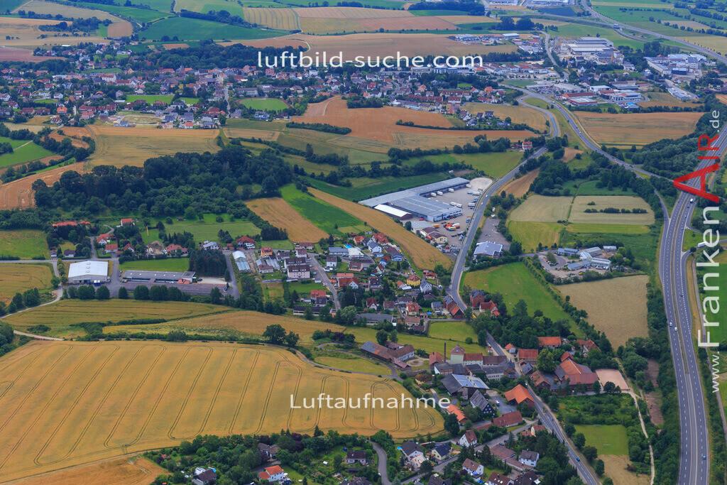 meschenbach-untersiemau-2016-7093 | Luftbild von Meschenbach Untersiemau - Luftaufnahme wurde 2016 von https://frankenair.de mittels Flugzeug (keine Drohne) erstellt - die Geschenkidee