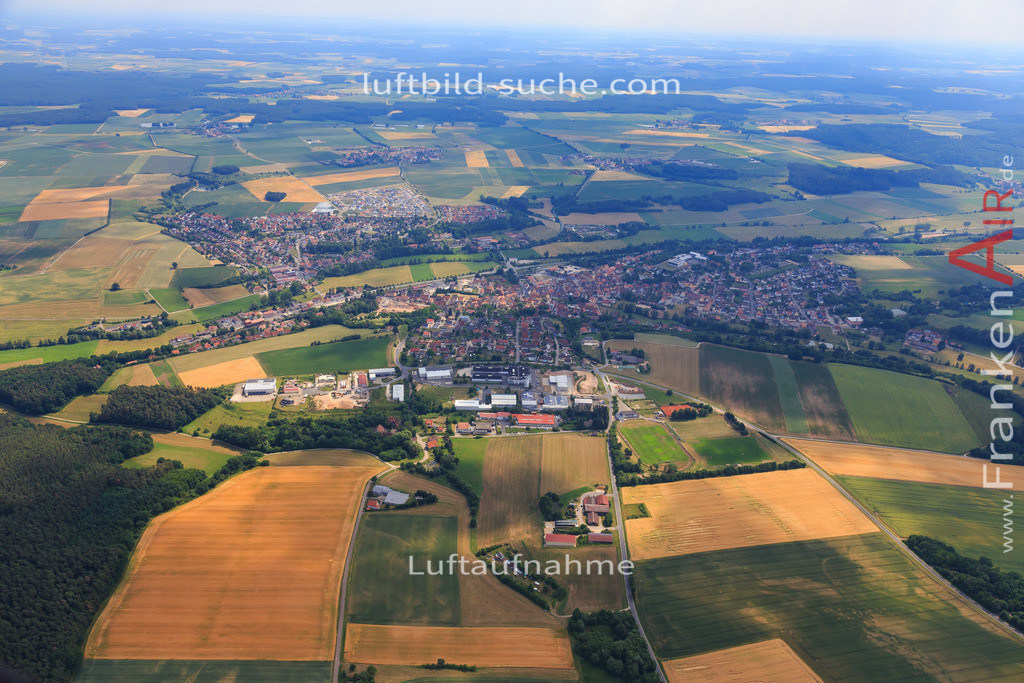 luftbild-wilhermsdorf-17-1162 | Luftbild von  Wilhermsdorf - Luftaufnahme wurde 2017 von https://frankenair.de mittels Flugzeug (keine Drohne) erstellt - die Geschenkidee
