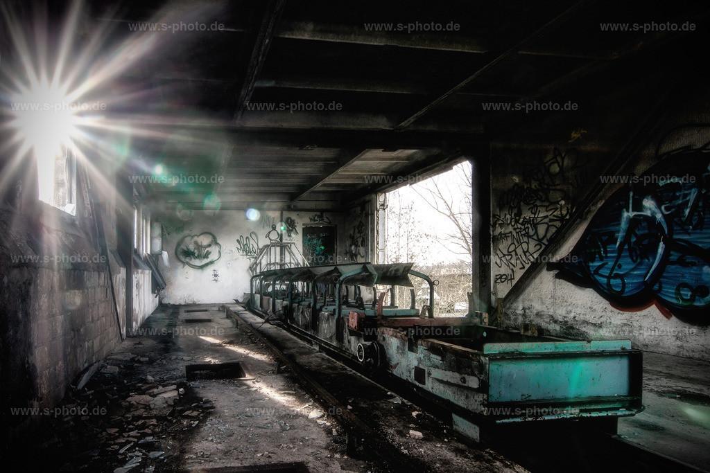 Papierfabrik in Wismar