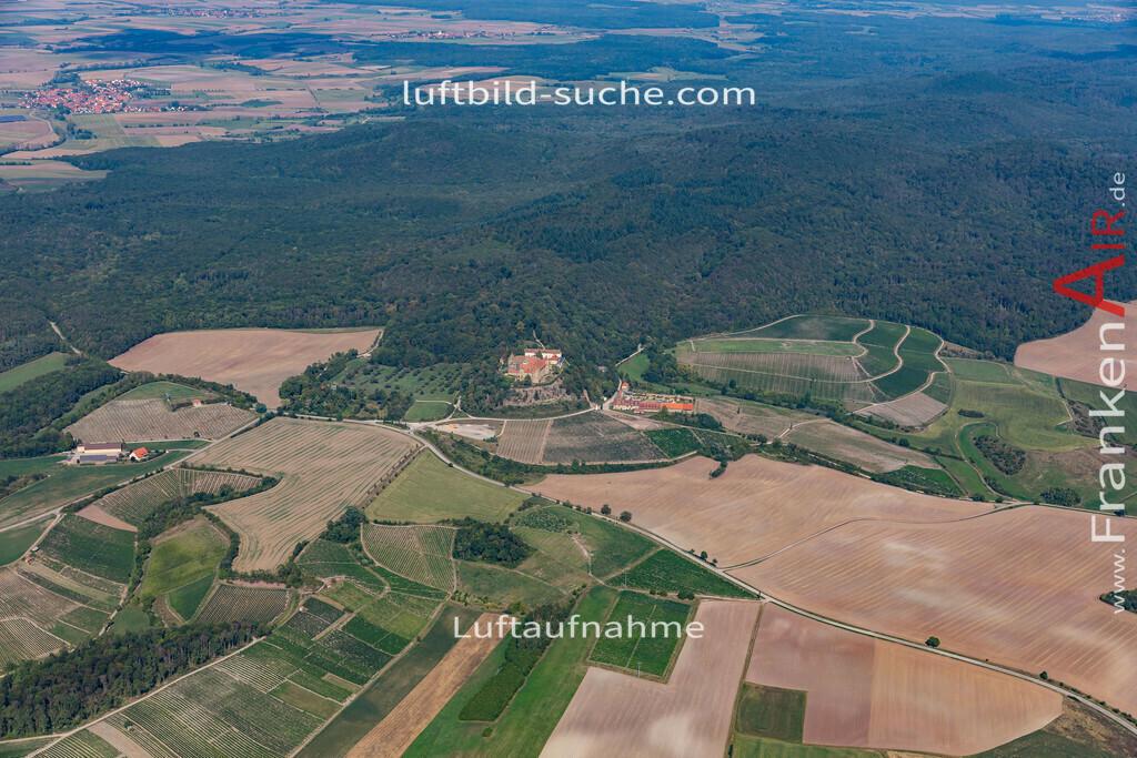 schloss-frankenberg-19-808 | aktuelles Luftbild von Schloss  Frankenberg - Luftaufnahme wurde 2019 von https://frankenair.de mittels Flugzeug (keine Drohne) erstellt.