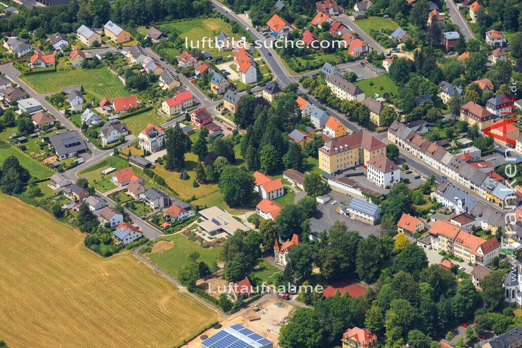 luftbild-wunsiedel-2016-7159 | Luftbild von  Wunsiedel - Luftaufnahme wurde 2016 von https://frankenair.de mittels Flugzeug (keine Drohne) erstellt - die Geschenkidee