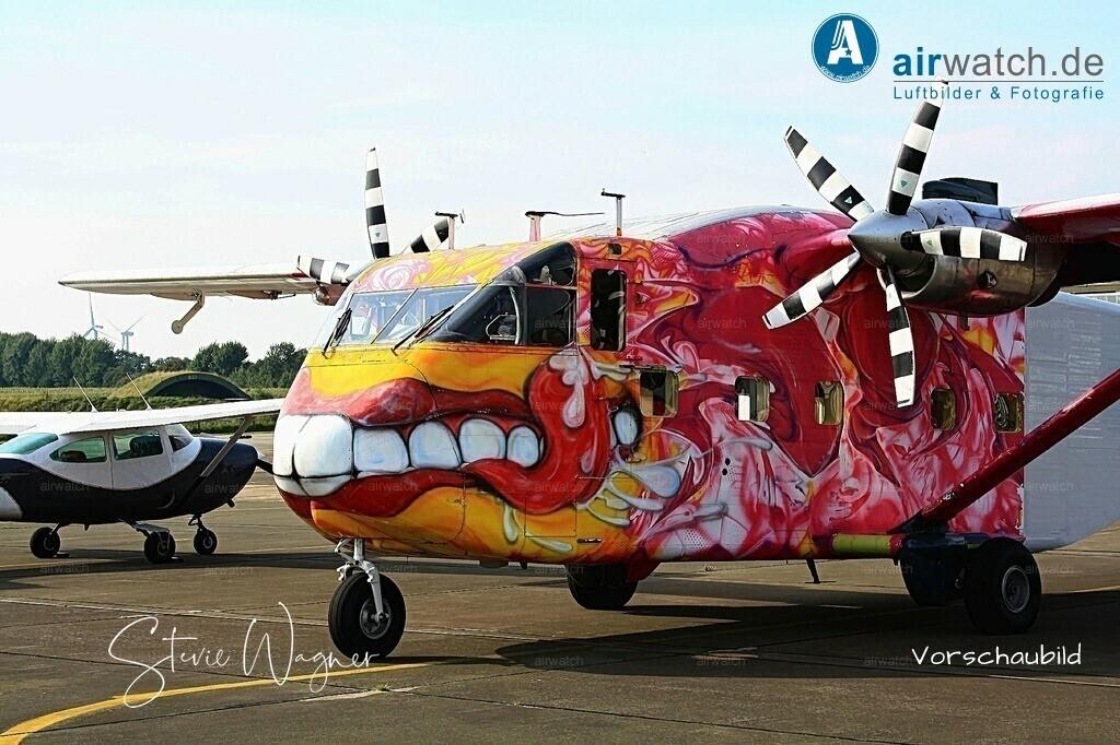 Flughafen_Husum_airwatch_wagner_IMG_6141 | Flughafen Husum, Skyvan SC7 • max. 4272 x 2848 pix