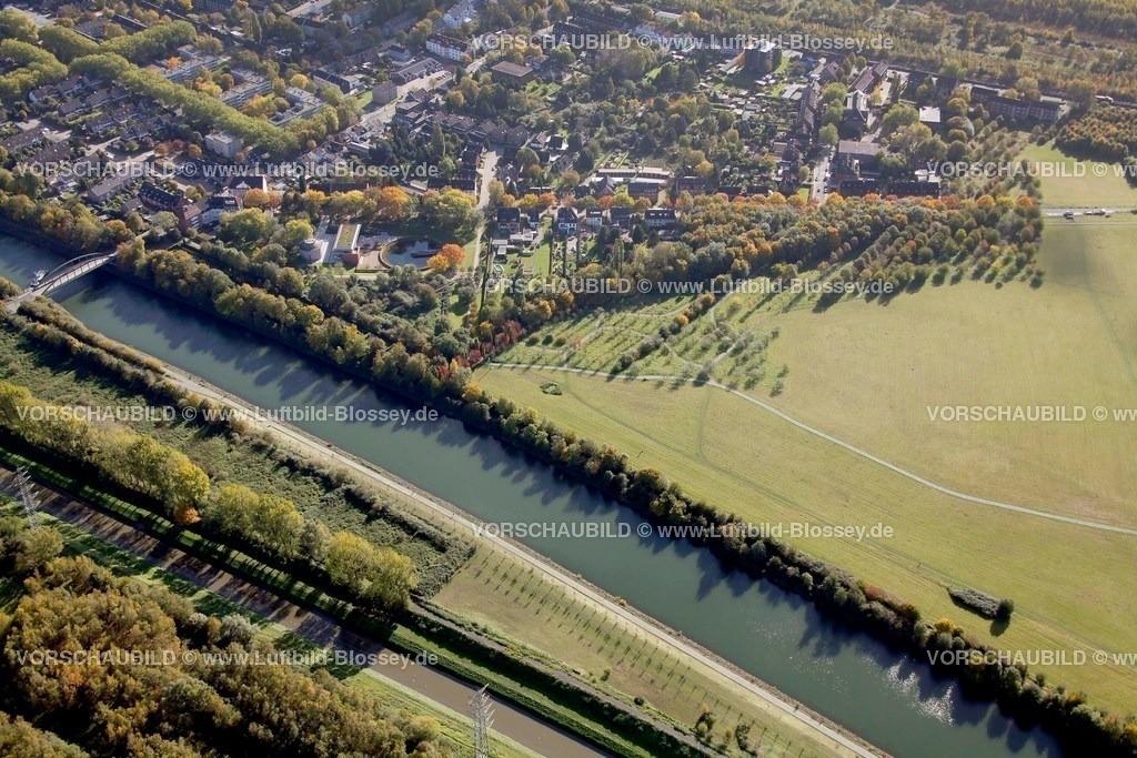 ES10103758 |  Oberhausen, Emscher 160 Kläranlage Läppkes Mühlenbach Ruhrgebiet, Nordrhein-Westfalen, Germany, Europa