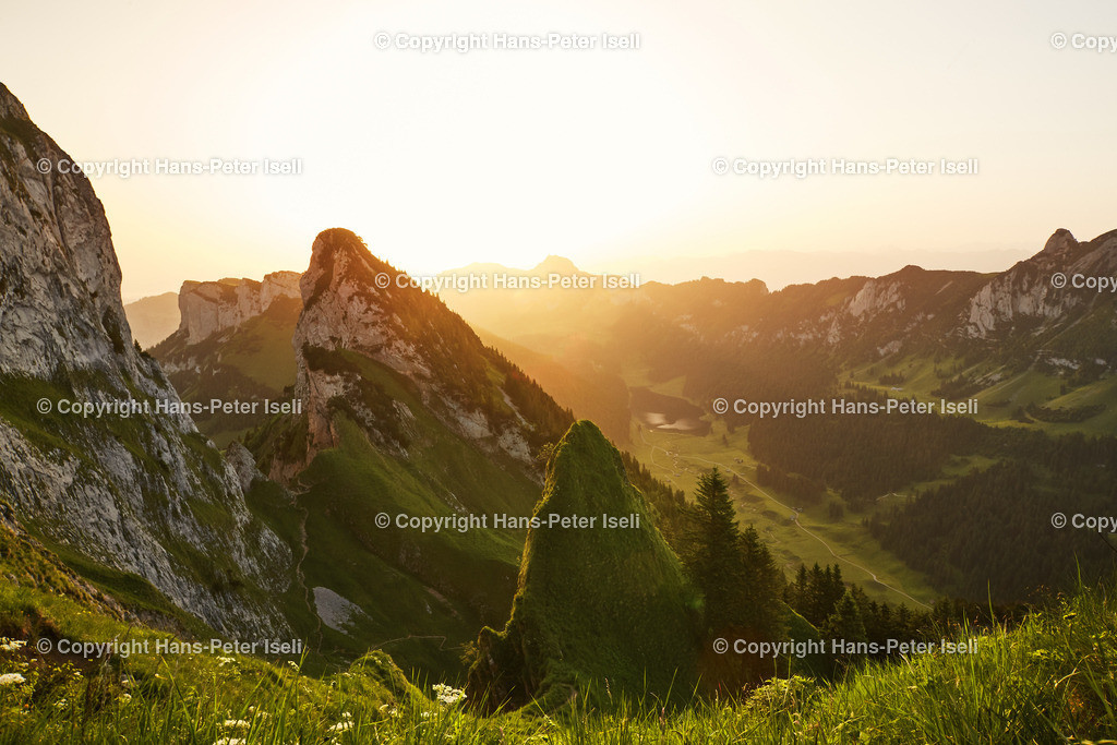 Bogartenlücke Appenzell