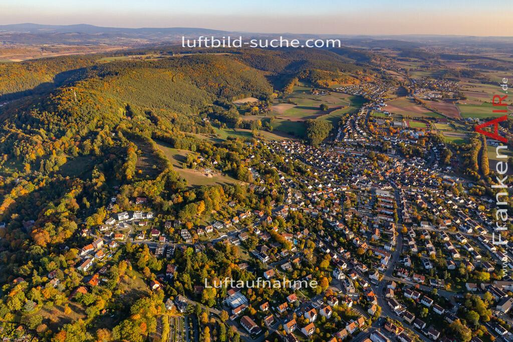 weiher-kulmbach-18-374   aktuelles Luftbild von Weiher Kulmbach - Luftaufnahme wurde 2018 von https://frankenair.de mittels Flugzeug (keine Drohne) erstellt.