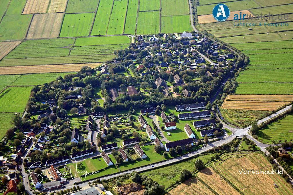 Luftbild Husum, Gewoba, Suederwungweg, Norderwungweg, Schobüller Str. | Luftbild Husum, Gewoba, Suederwungweg, Norderwungweg, Schobüller Str. • max. 4272 x 2848 pix.
