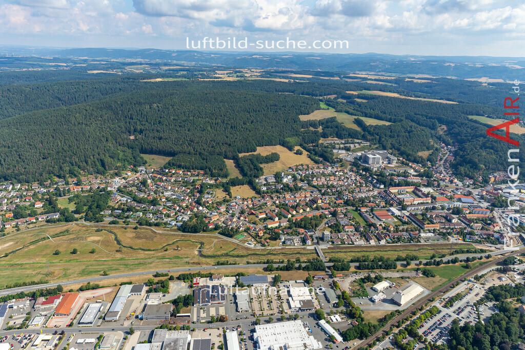 blaich-kulmbach-19-696 | aktuelles Luftbild von Blaich  Kulmbach - Luftaufnahme wurde 2019 von https://frankenair.de mittels Flugzeug (keine Drohne) erstellt.