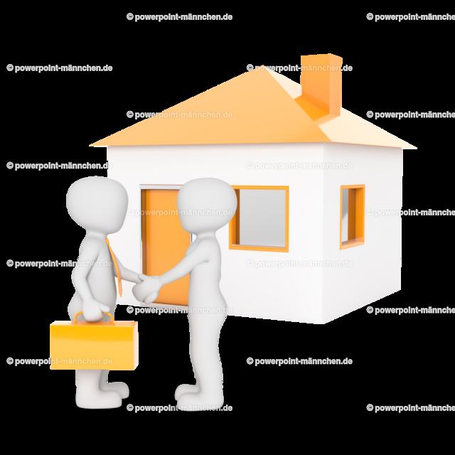 man buying a house (2)   Quelle: https://3dman.eu   Jetzt 250 Bilder kostenlos sichern
