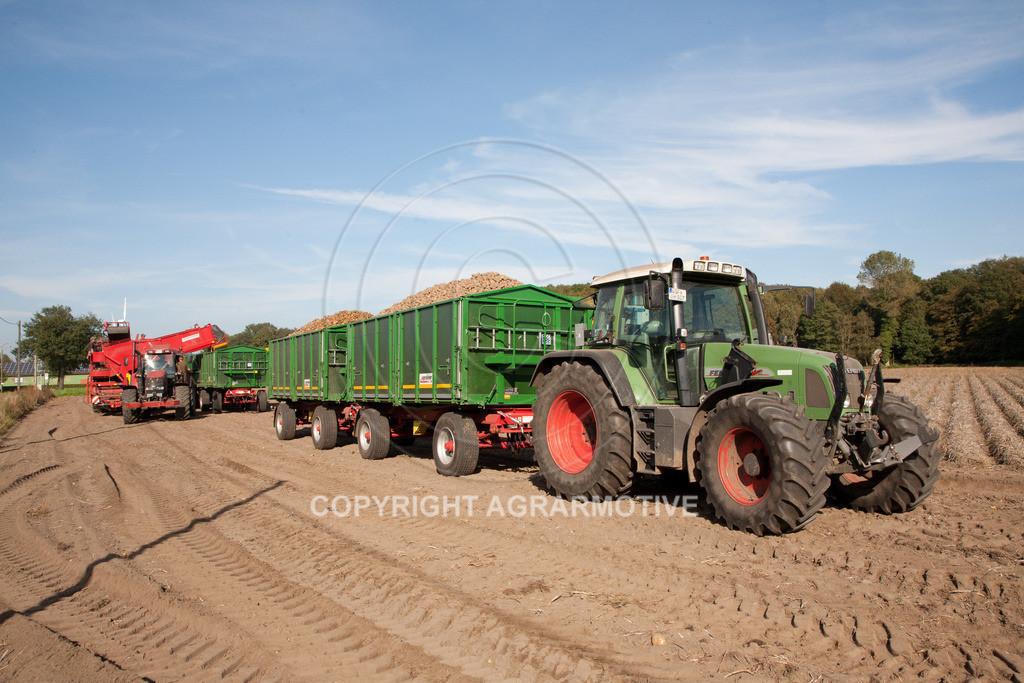 20110929-IMG_6121 | Ernte auf einem Kartoffelfeld - AGRARBILDER