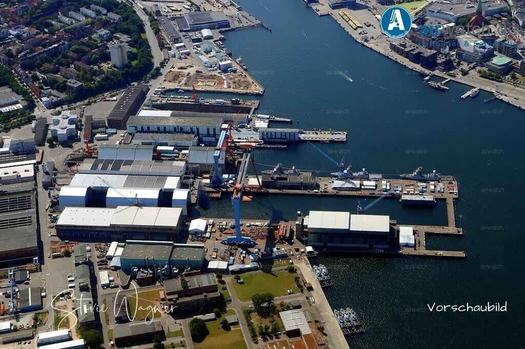 Kiel-Ellerbek, German Naval Yards, Ellerbek  | Kiel-Ellerbek, German Naval Yards, Ellerbek