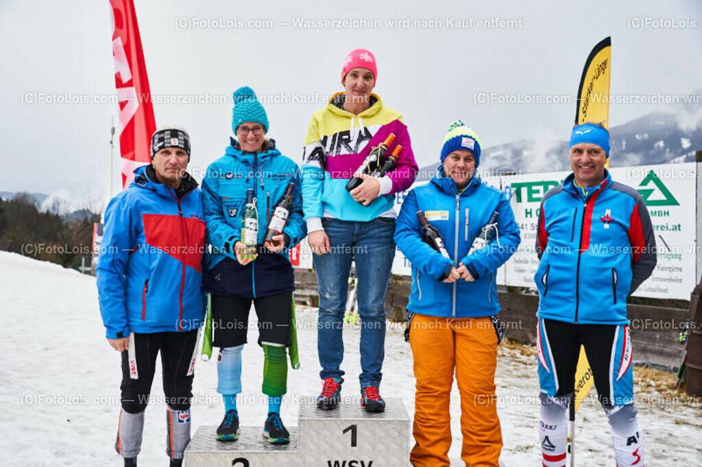 767_SteirMastersJugendCup_Siegerehrung   (C) FotoLois.com, Alois Spandl, Atomic - Steirischer MastersCup 2020 und Energie Steiermark - Jugendcup 2020 in der SchwabenbergArena TURNAU, Wintersportclub Aflenz, Sa 4. Jänner 2020.