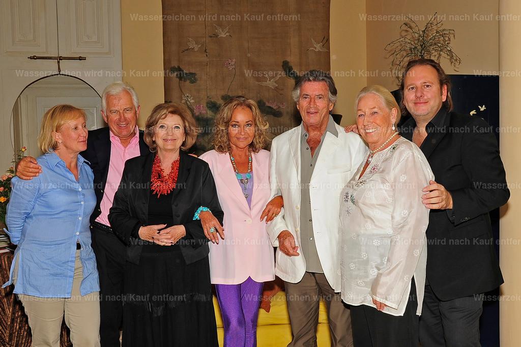 Meet and Greet | v.l.n.r. Hans-Jürgen Tögel, Margie Hagenbeck, Hella Brice, Henriette von Bohlen und Halbach, Thorsten Wulfes