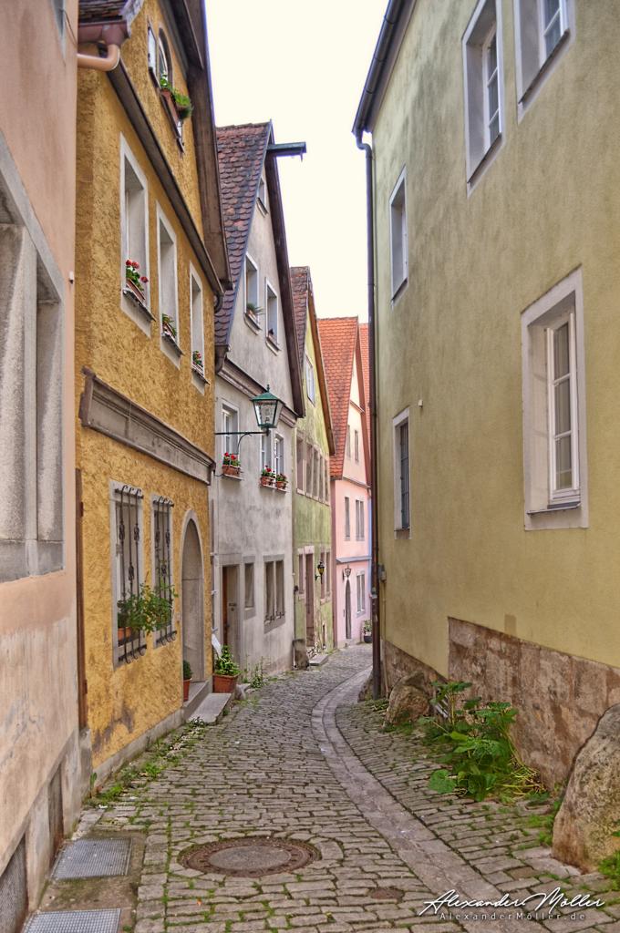 Rothenburg ob der Tauber No.30 | Rothenburg ob der Tauber - Hochwertige Bilder von Alexander Möller. Verschiedene Formate und Fotoprodukte im AlexanderMöller.de Bildershop