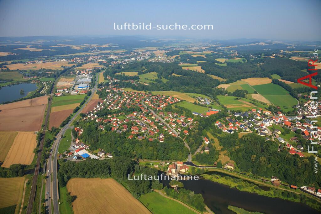 burghaig-kulmbach-2012-521 | Luftbild von Burghaig Kulmbach - Luftaufnahme wurde 2012 von https://frankenair.de mittels Flugzeug (keine Drohne) erstellt - die Geschenkidee