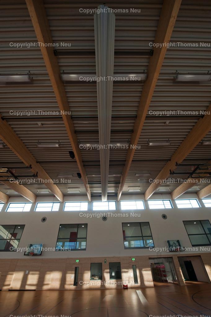 _D7N0071 | 0909,neue Turnhalle Goethegymnasium Bensheim, Bild: Thomas Neu