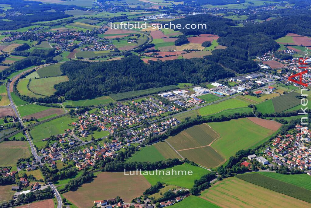 hasslach-stockheim-17-5455 | Luftbild von Hasslach Stockheim - Luftaufnahme wurde 2017 von https://frankenair.de mittels Flugzeug (keine Drohne) erstellt - die Geschenkidee