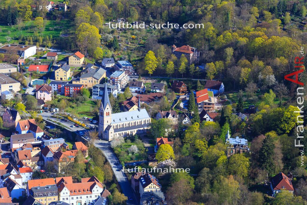 kulmbach-2016-3210   Luftbild von  Kulmbach - Luftaufnahme wurde 2016 von https://frankenair.de mittels Flugzeug (keine Drohne) erstellt - die Geschenkidee