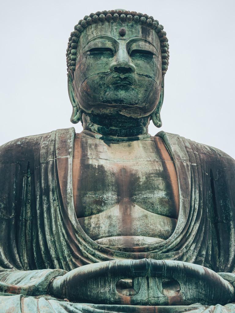 Japan Kamakura Great Buddha | Japan Kamakura Great Buddha