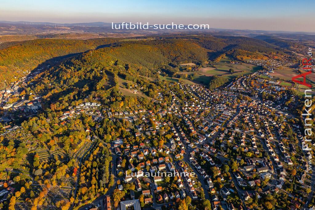 kulmbach-18-2789   aktuelles Luftbild von  Kulmbach - Luftaufnahme wurde 2018 von https://frankenair.de mittels Flugzeug (keine Drohne) erstellt.