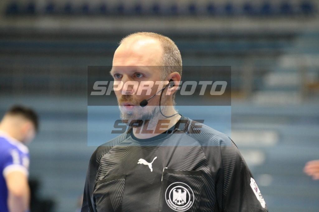 VFL Gummersbach - HSV Hamburg | Marijo Zupanovic - © by Sportfoto-Sale.de