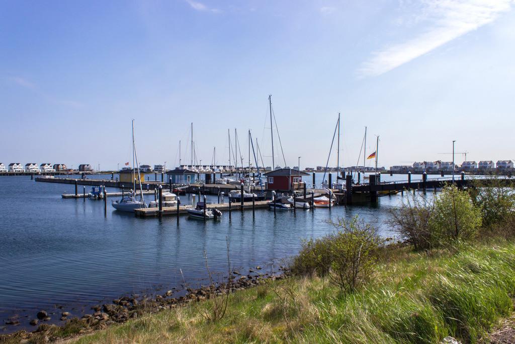 Olpenitz | Yachthafen in Olpenitz