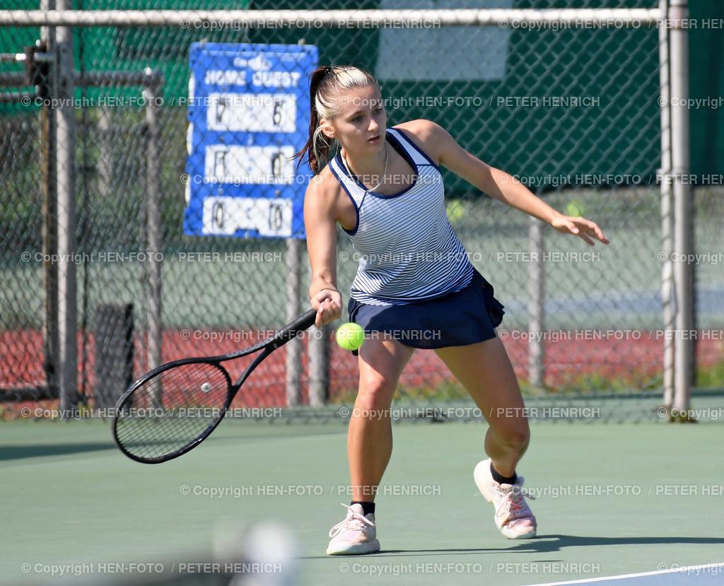 2021 Tennis D18 TC Seeheim - RW Bad Nauheim copyright by HEN-FOTO | Tennis D18 Juniorinnen U18 6er Hessenliga TC Seeheim - RW Bad Nauheim 03.07.2021 (2:7) Cara Porges TCS copyright by HEN-FOTO Peter Henrich