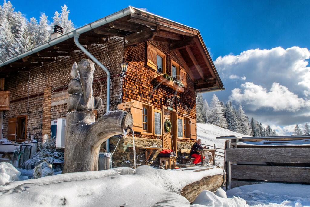 Patscher Alm | Winter auf der Patscher Alm