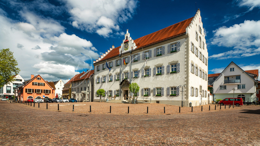 Tettnang | Das Rathaus in Tettnang