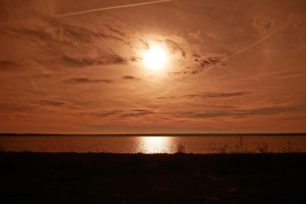 Sonnenaufgang Bärwalder See_2