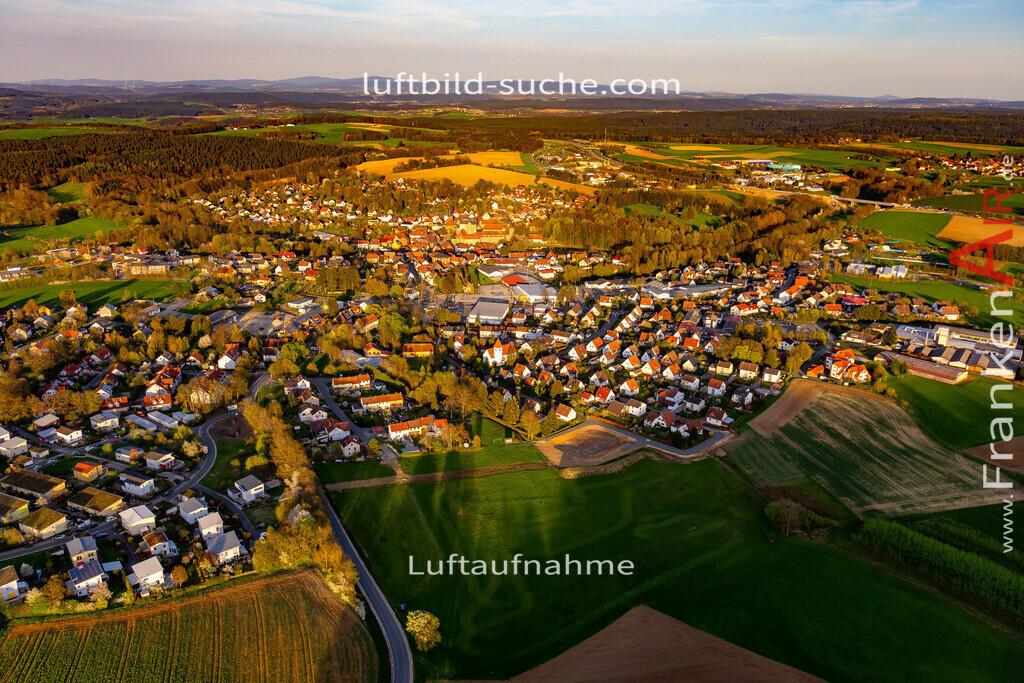 thurnau-18-200 | aktuelles Luftbild von  Thurnau - Luftaufnahme wurde 2018 von https://frankenair.de mittels Flugzeug (keine Drohne) erstellt.