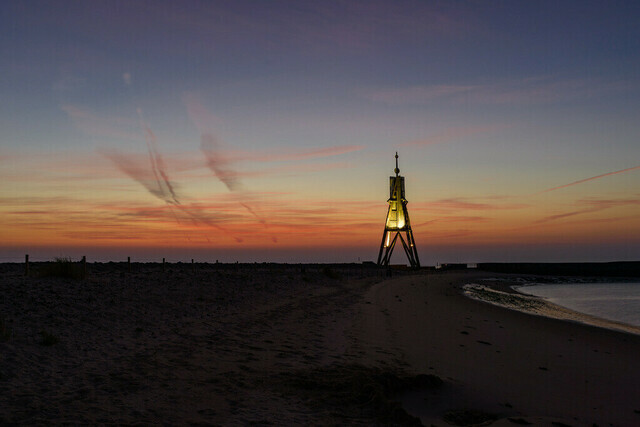 Cuxhaven Kugelbake | max. Größe bei 200dpi = 80x50cm