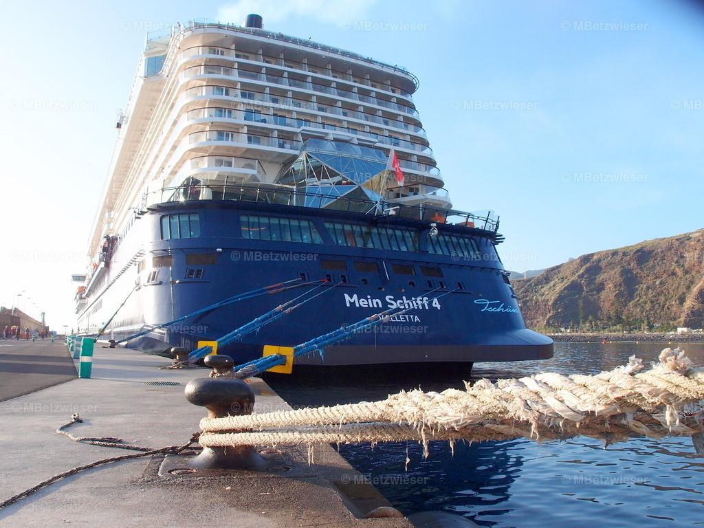 PB162876 | Mein Schiff 4 auf La Palma