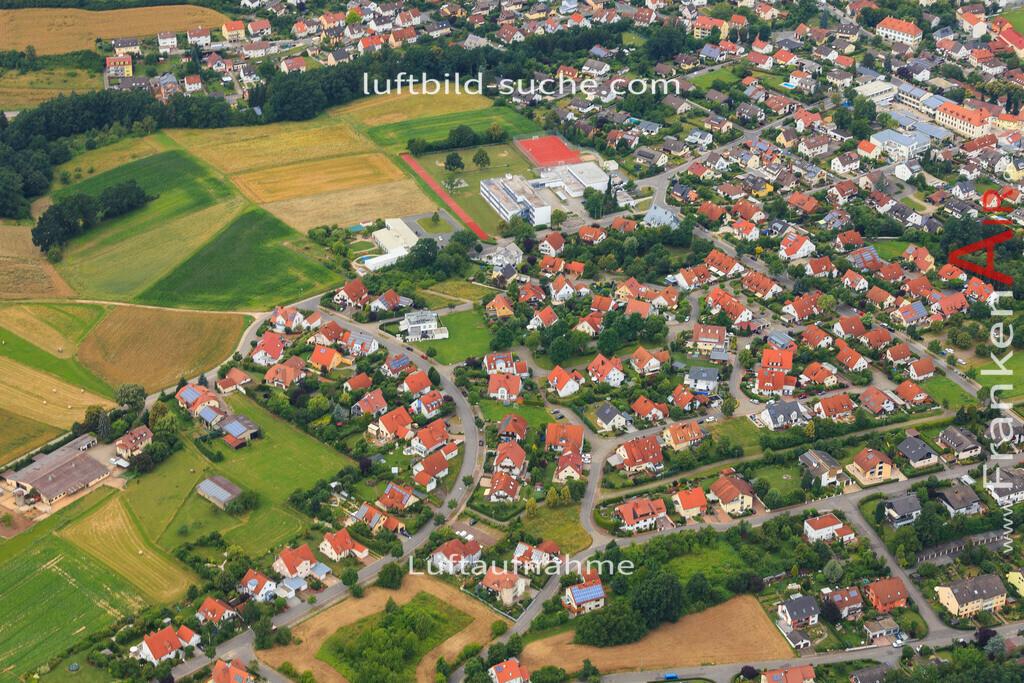 luftbild-bischberg-2016-7332 | Luftbild von  Bischberg - Luftaufnahme wurde 2016 von https://frankenair.de mittels Flugzeug (keine Drohne) erstellt - die Geschenkidee