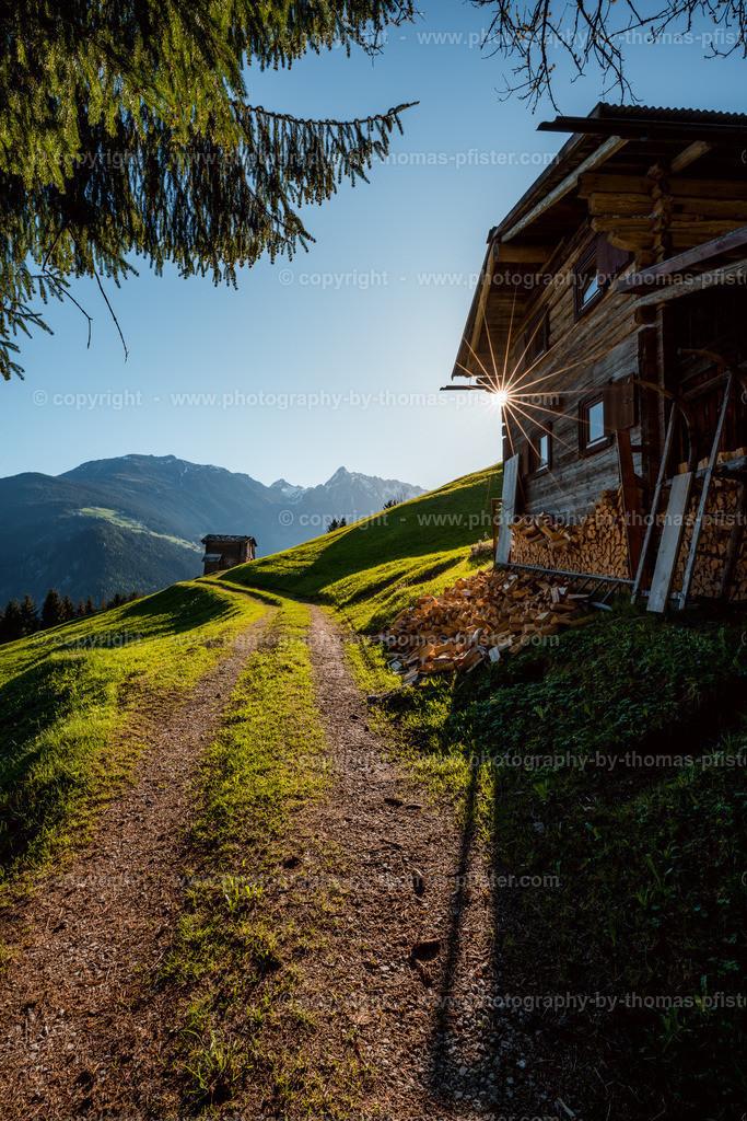 Hütte unterhalb vom Wiesenhof in Mayrhofen-2